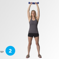 Shoulder Press 2